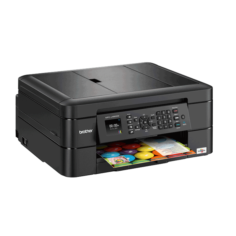 MFC-J480DW all-in-one inkjetprinter 3