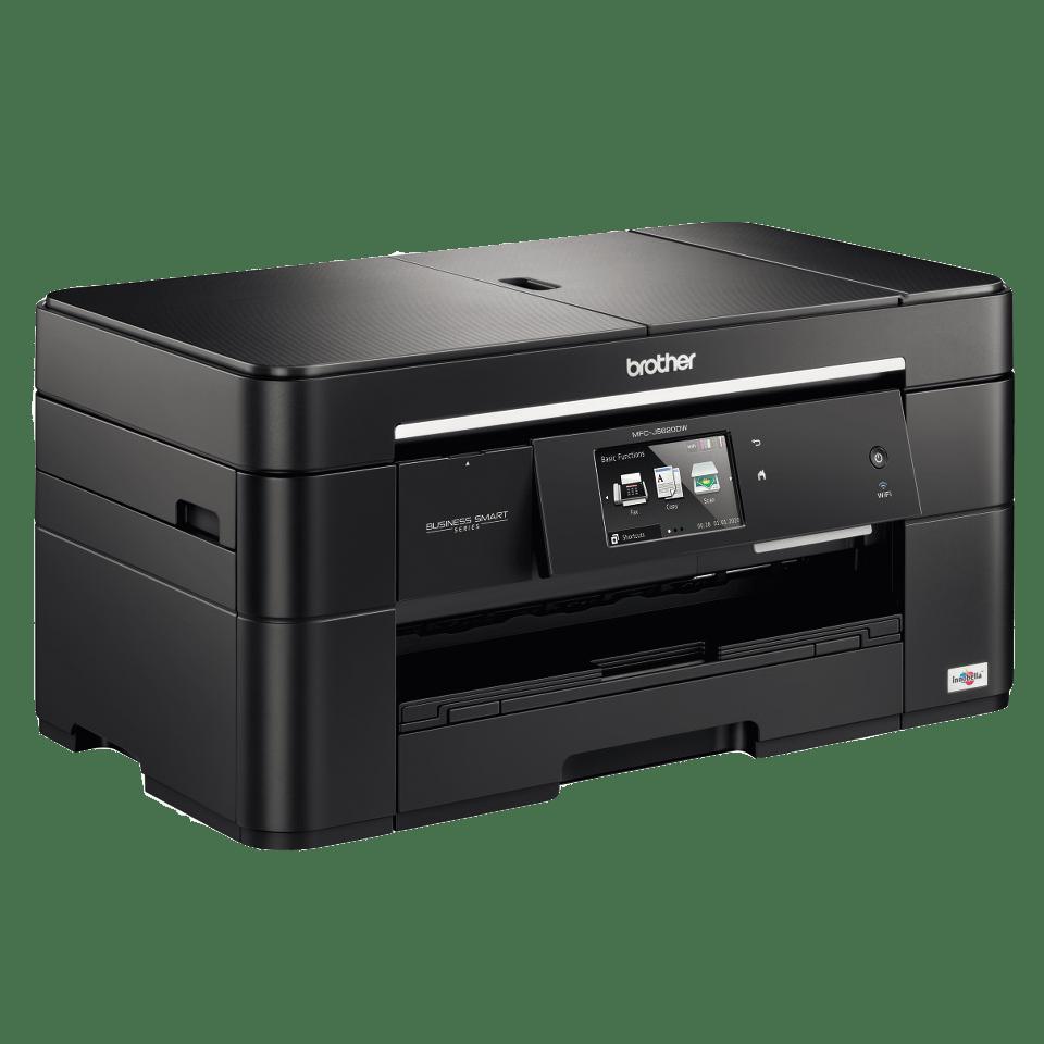 MFC-J5620DW all-in-one inkjet printer 3