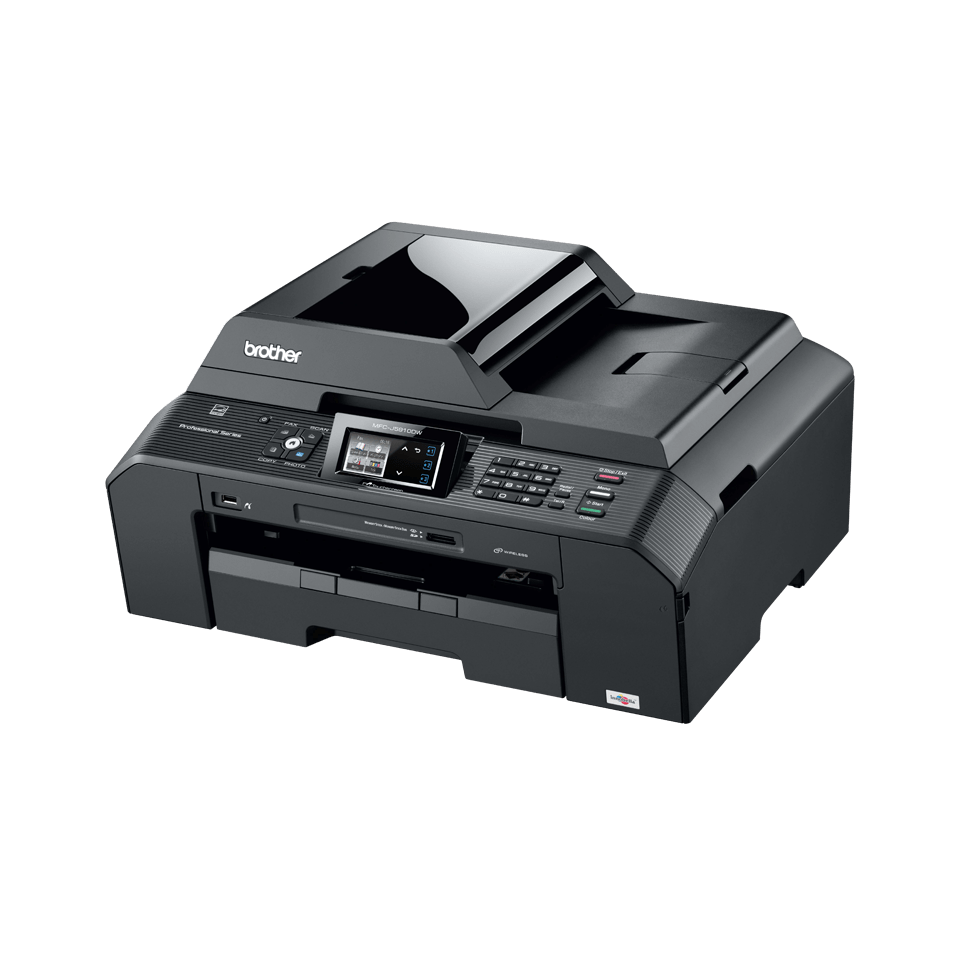 MFC-J5910DW all-in-one inkjet printer