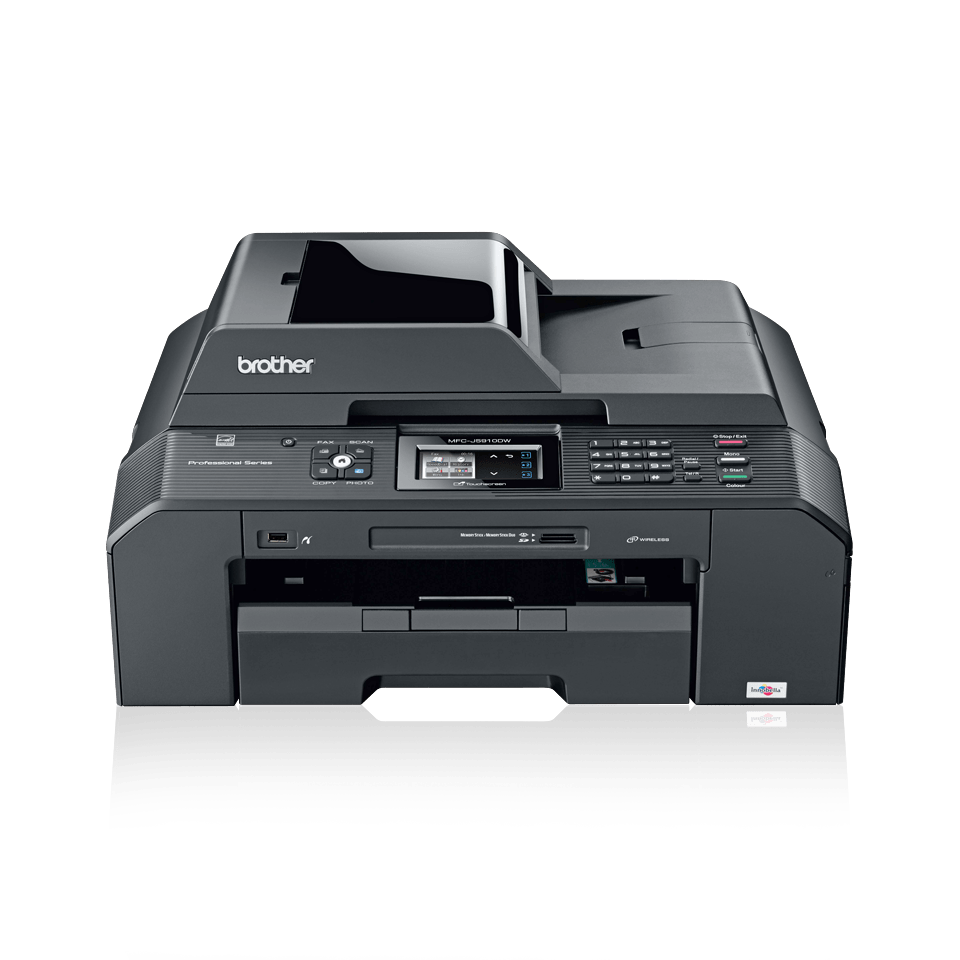 MFC-J5910DW all-in-one inkjet printer 2