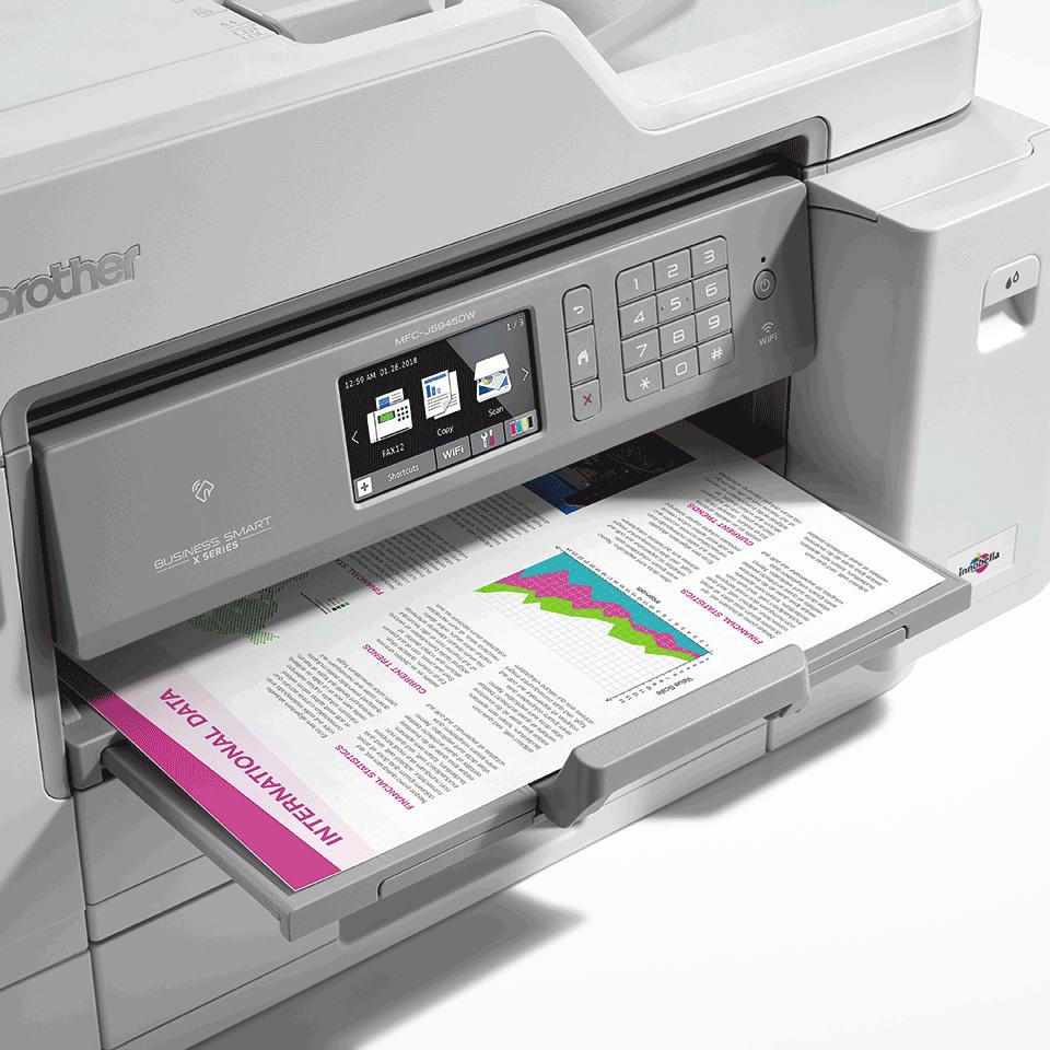 MFC-J5945DW draadloze 4-in-1 A3 kleureninkjetprinter 5