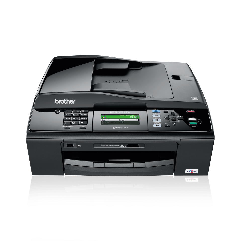MFC-J615W 4-in-1 inkjet printer
