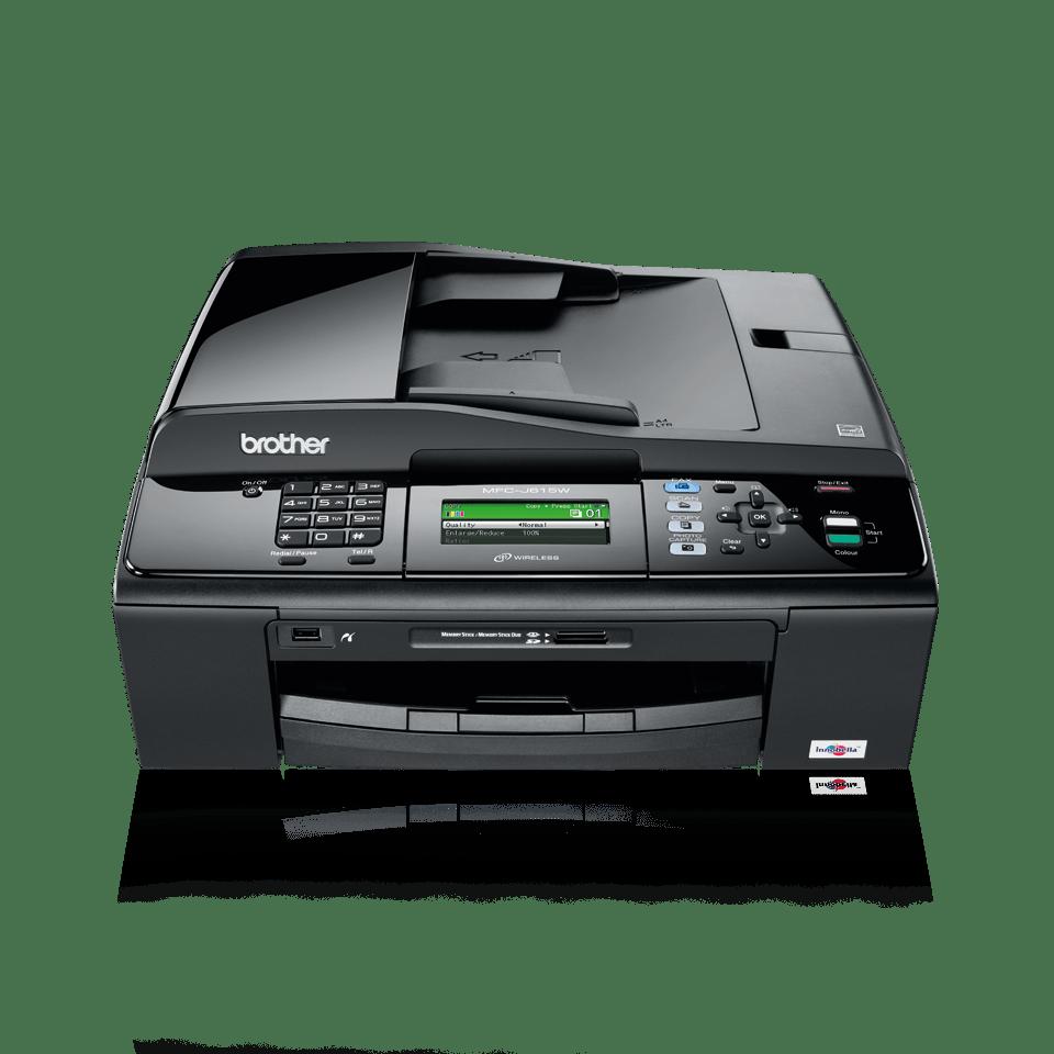 MFC-J615W all-in-one inkjet printer 2