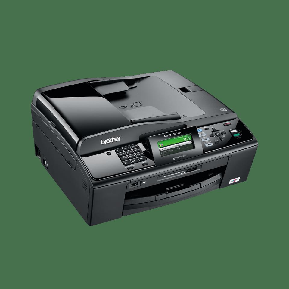 MFC-J615W all-in-one inkjet printer 3