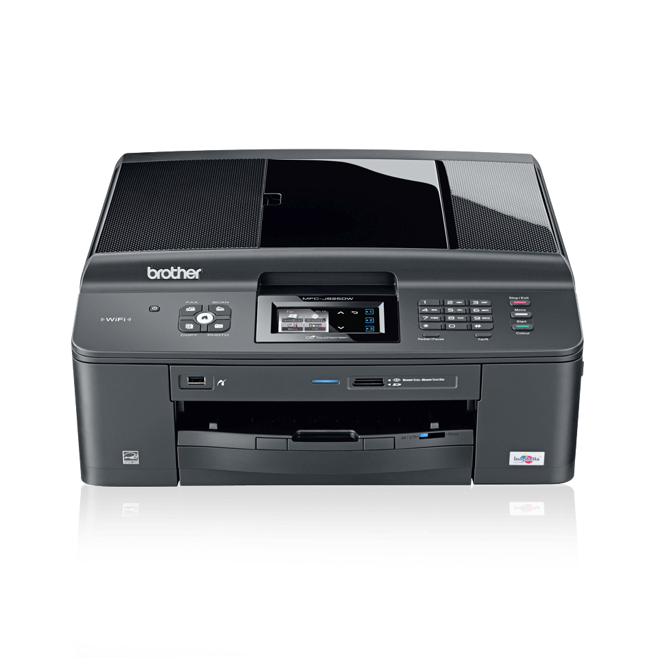 MFC-J625DW all-in-one inkjet printer 2