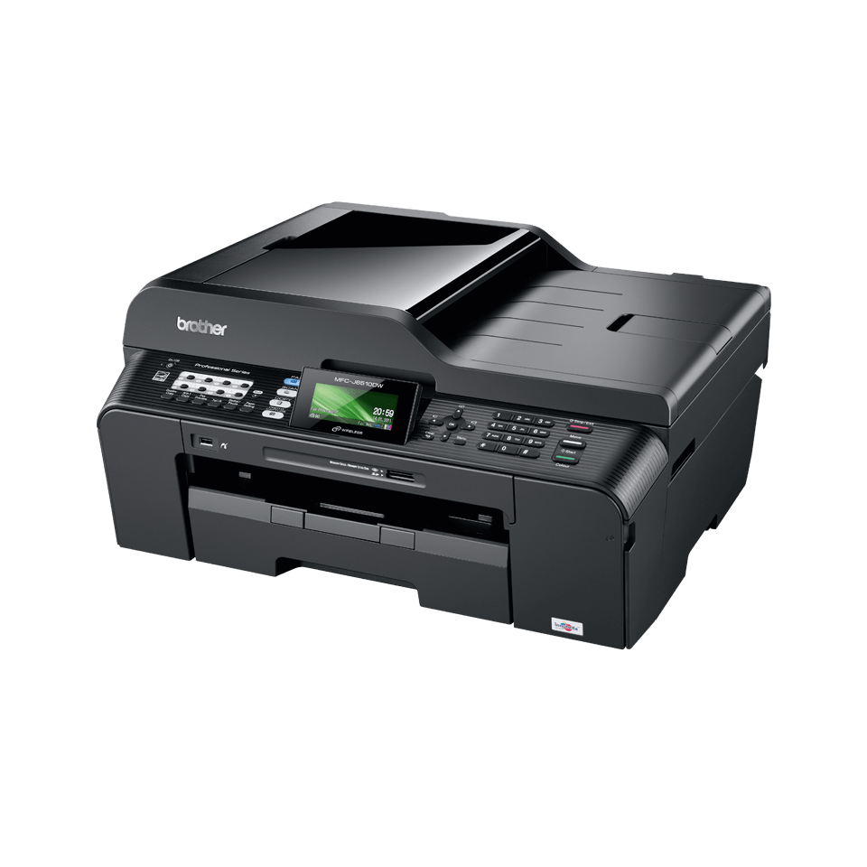 MFC-J6510DW all-in-one inkjetprinter
