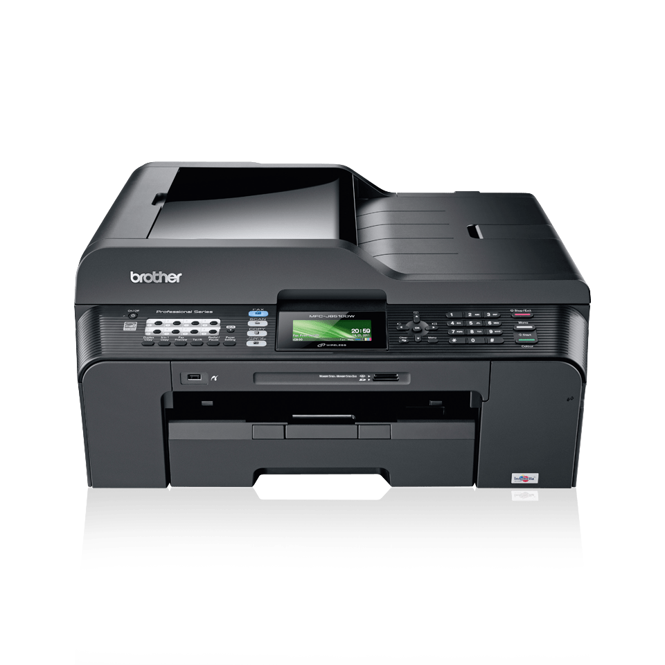 MFC-J6510DW all-in-one inkjet printer 2