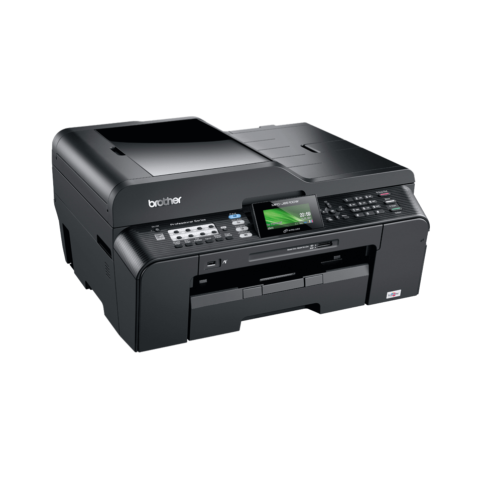 MFC-J6510DW all-in-one inkjetprinter 3