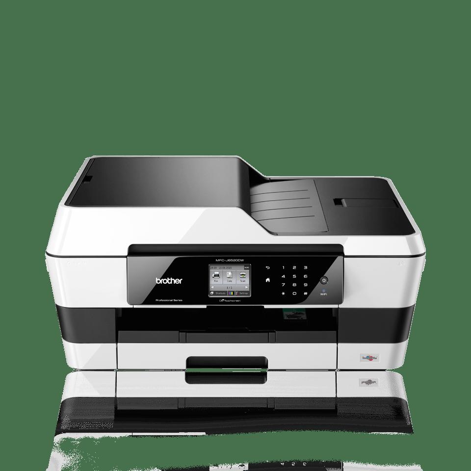 MFC-J6520DW all-in-one inkjet printer 3