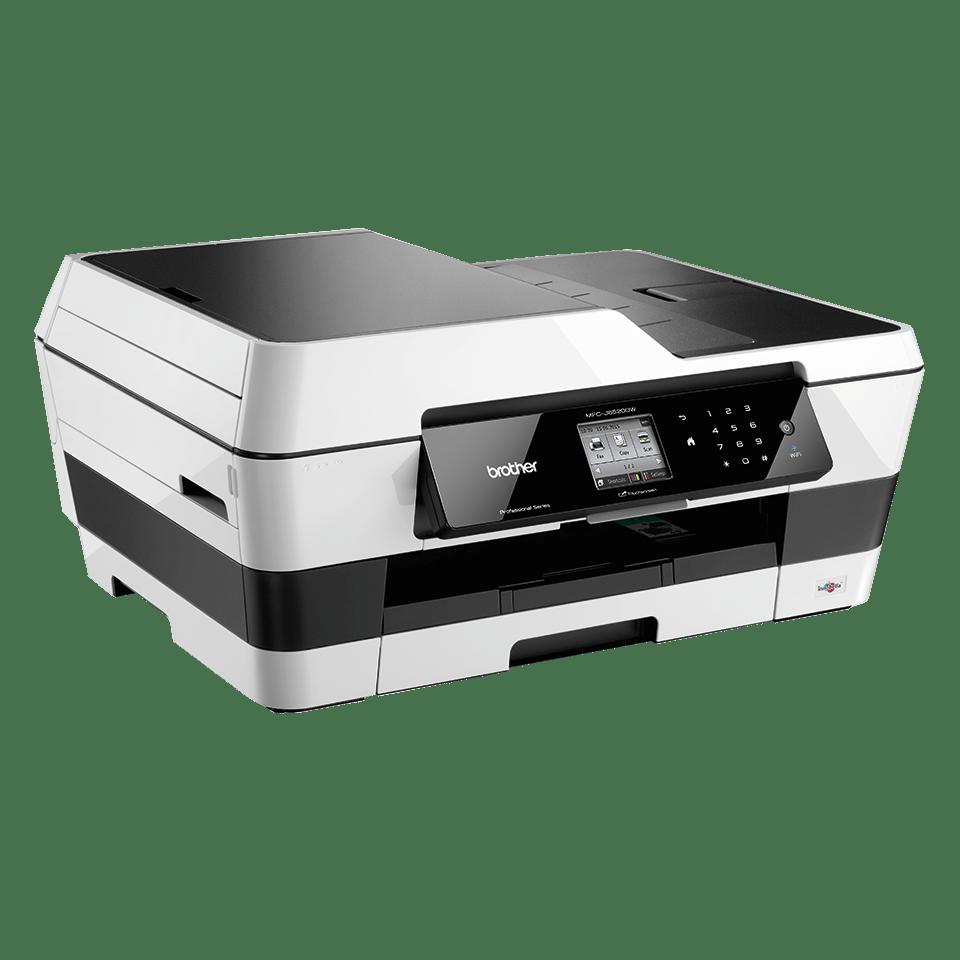 MFC-J6520DW all-in-one inkjet printer 2