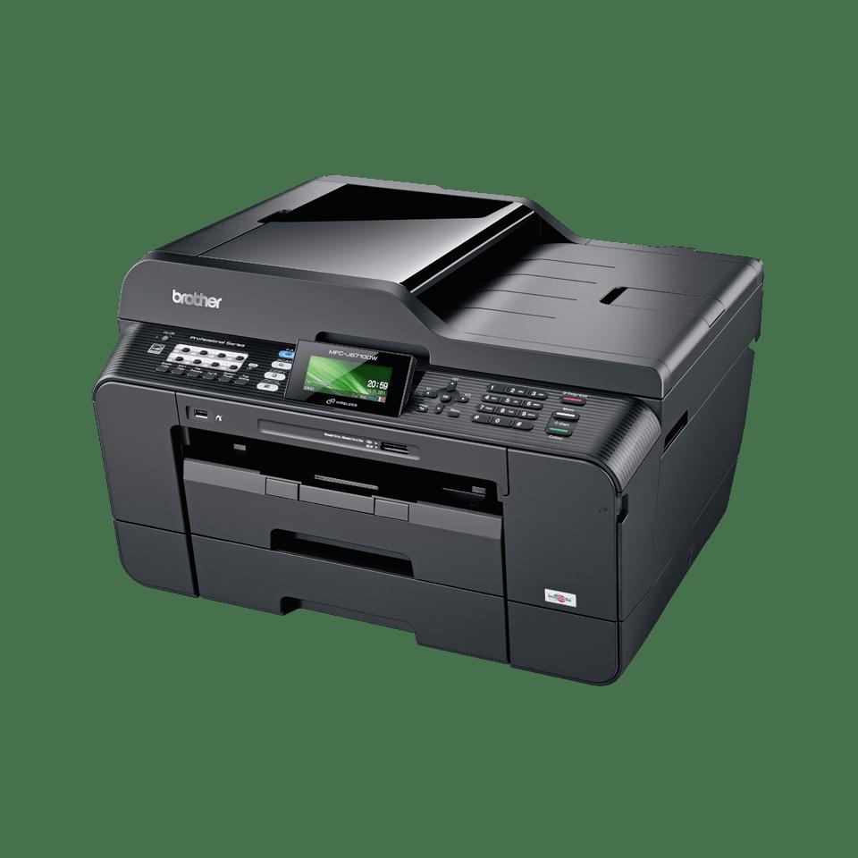 MFC-J6710DW all-in-one inkjetprinter