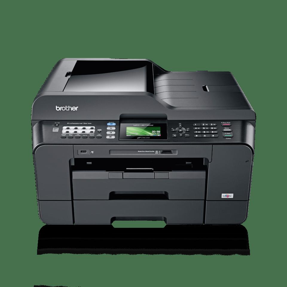MFC-J6710DW all-in-one inkjetprinter 2