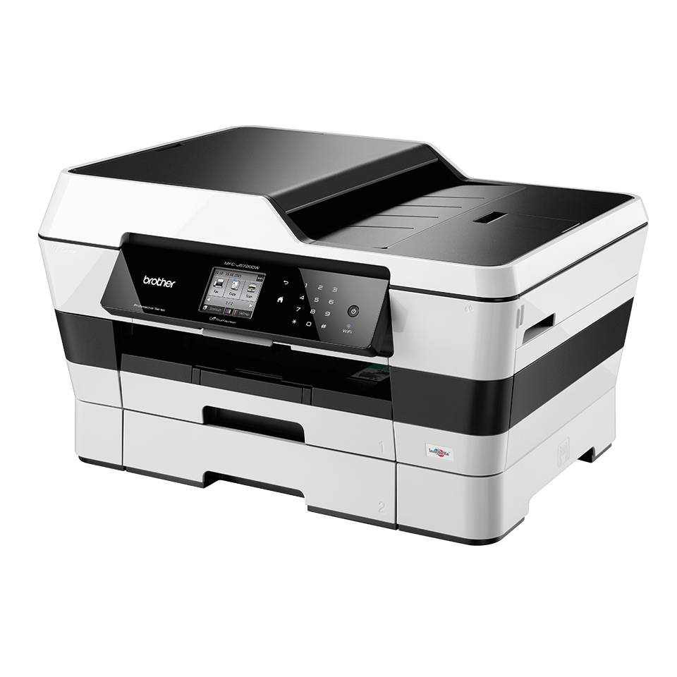 MFC-J6720DW all-in-one inkjet printer 2