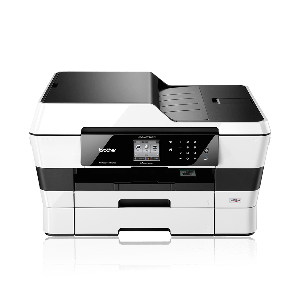 MFC-J6720DW all-in-one inkjet printer