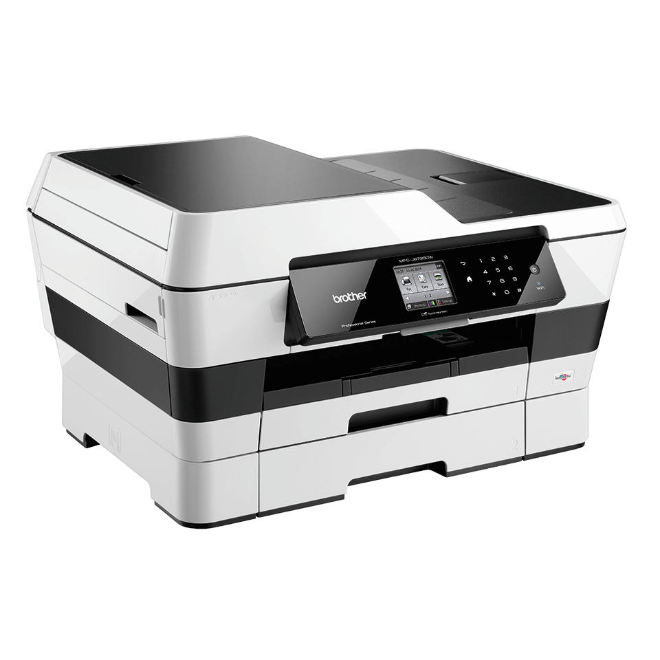 MFC-J6720DW all-in-one inkjet printer 3