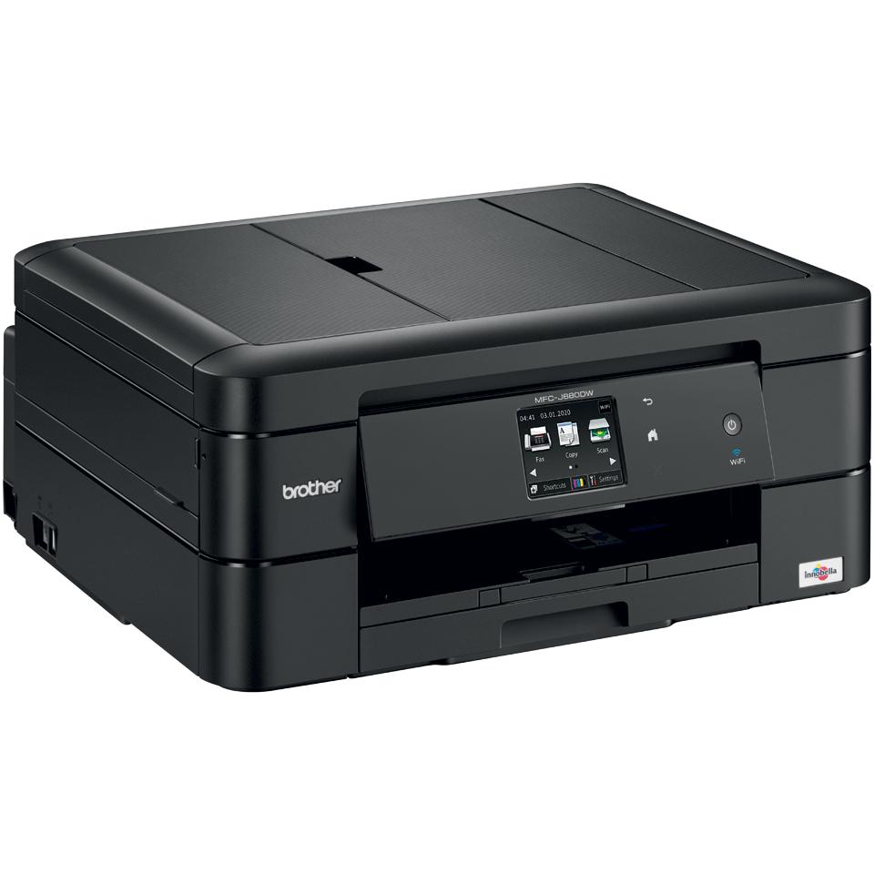 MFC-J680DW all-in-one inkjet printer 3
