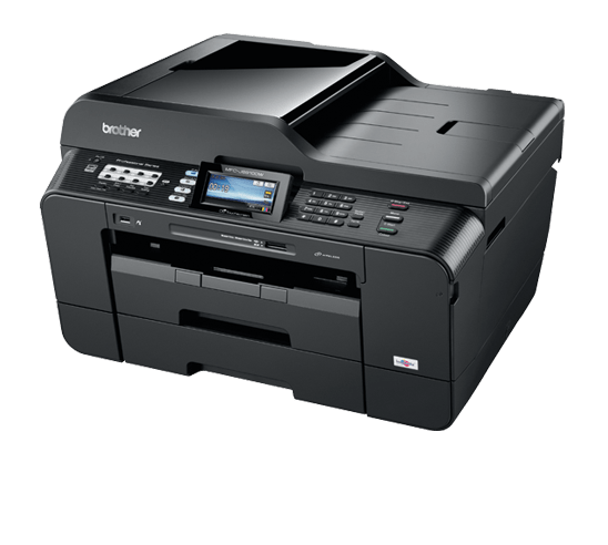 MFC-J6910DW all-in-one inkjet printer 4
