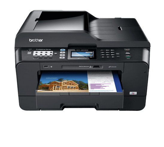 MFC-J6910DW all-in-one inkjet printer 5