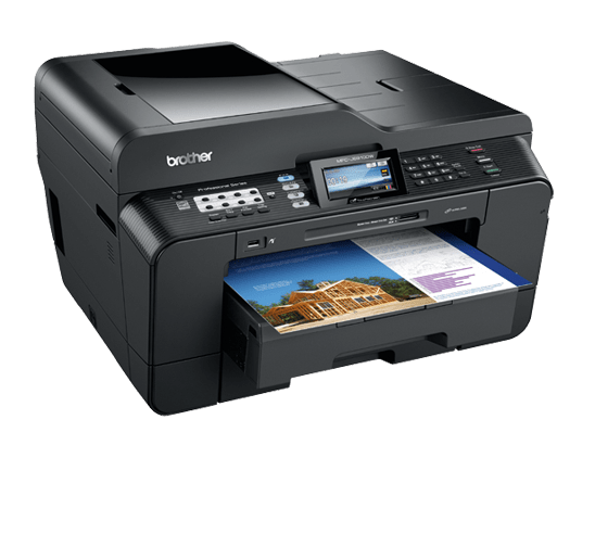 MFC-J6910DW all-in-one inkjet printer 6