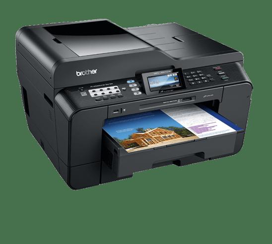 MFC-J6910DW all-in-one inkjetprinter 6