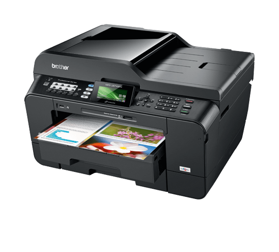 MFC-J6910DW all-in-one inkjet printer 7