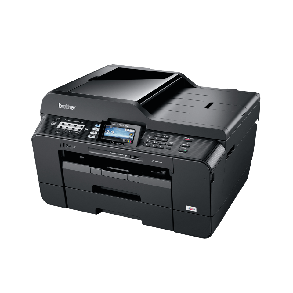 MFC-J6910DW all-in-one inkjet printer 2