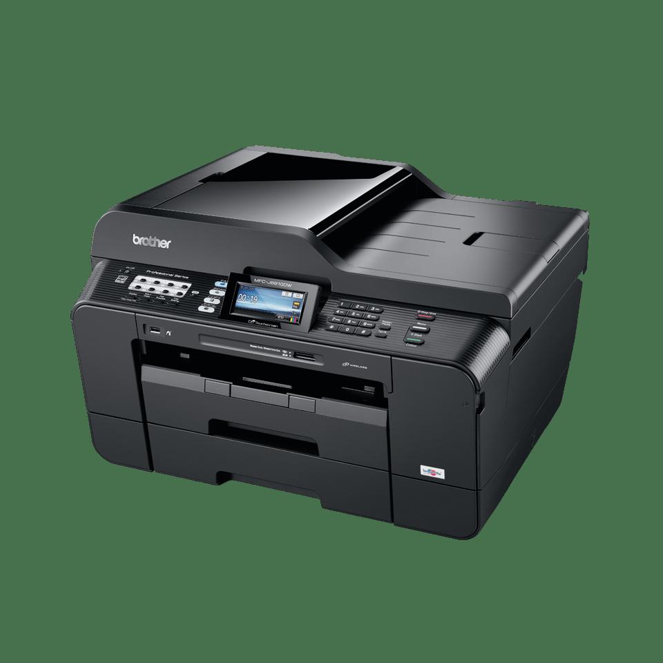 MFC-J6910DW all-in-one inkjetprinter 2