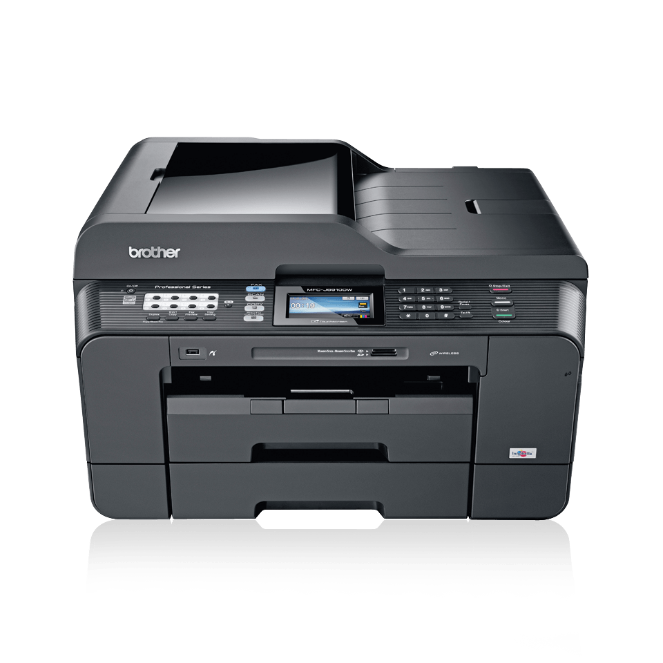MFC-J6910DW all-in-one inkjet printer