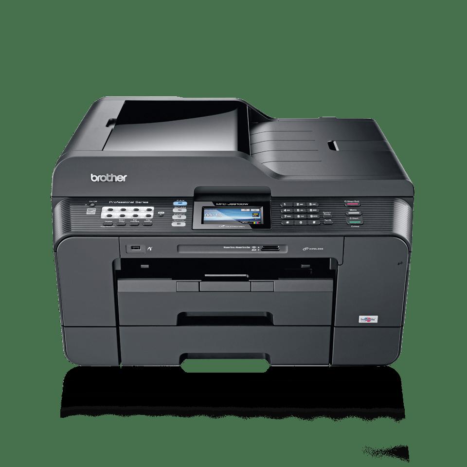 MFC-J6910DW all-in-one inkjetprinter
