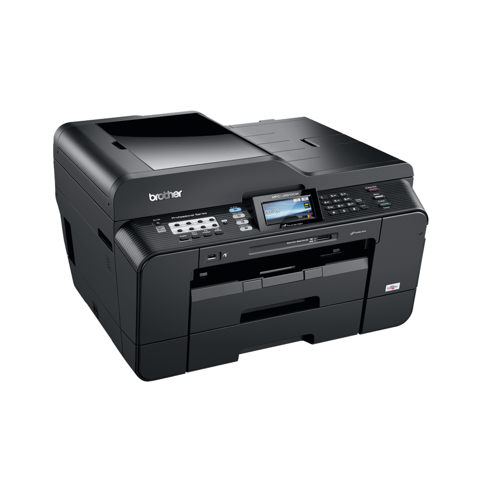 MFC-J6910DW all-in-one inkjet printer 3