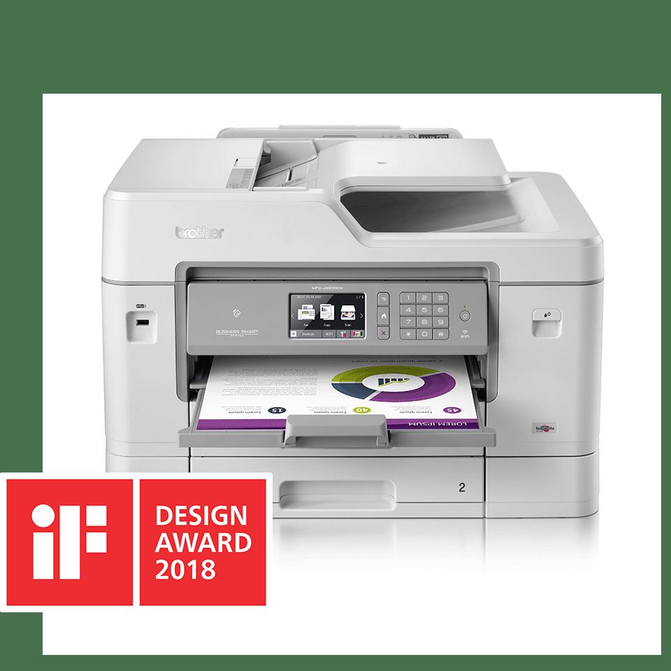 MFC-J6935DW all-in-one inkjet printer