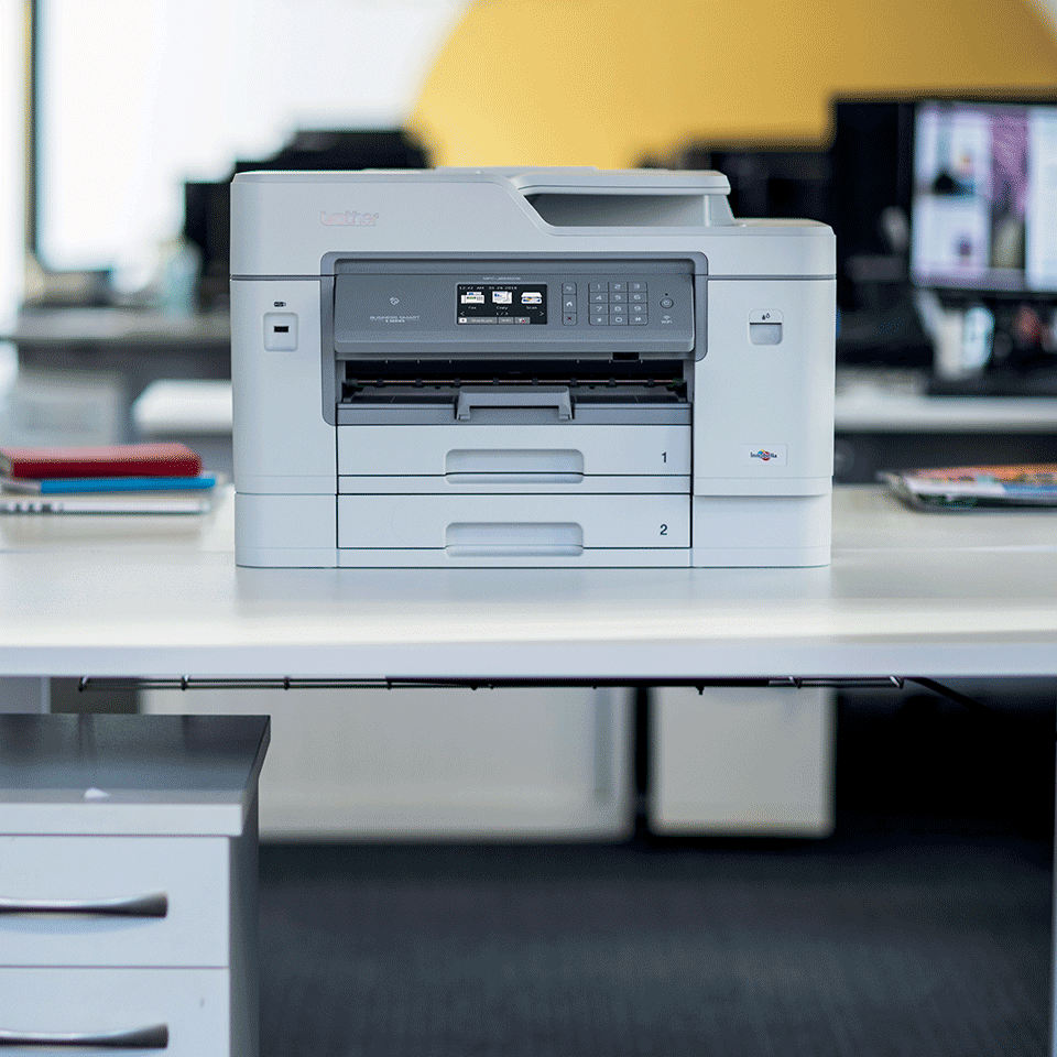MFC-J6945DW draadloze 4-in-1 A3 kleureninkjetprinter 4