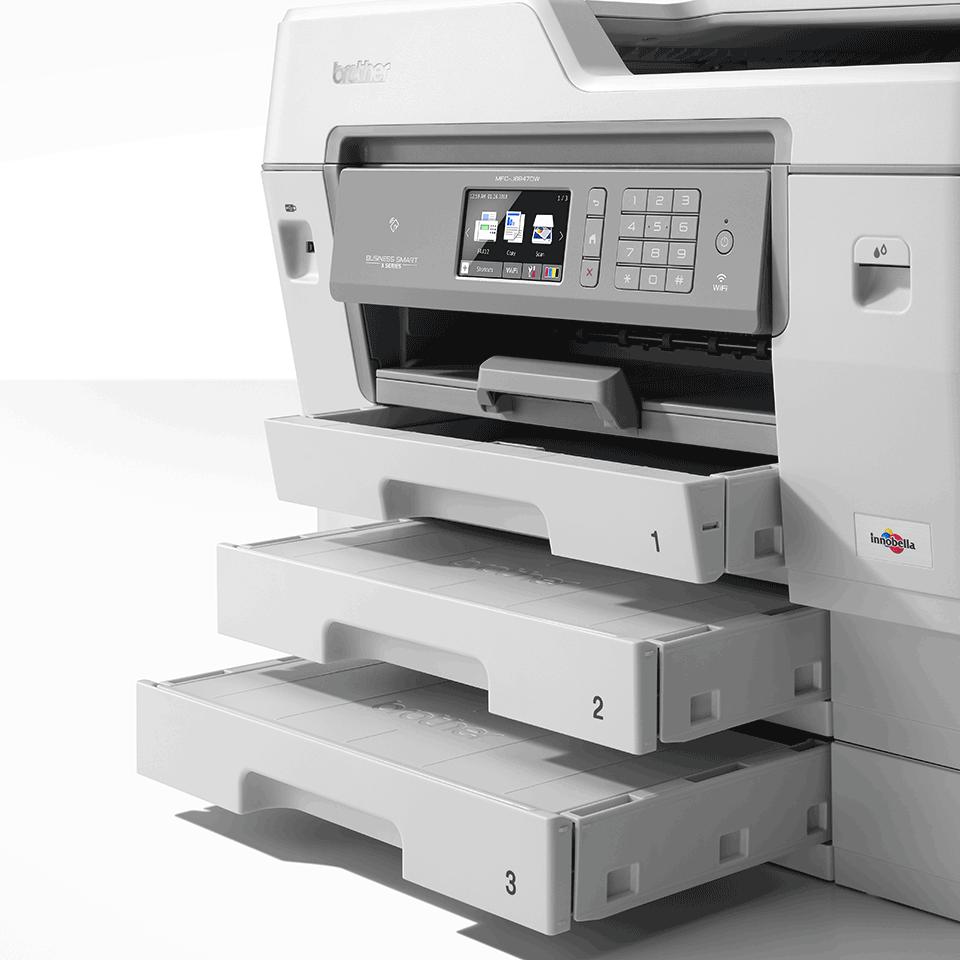 MFC-J6947DW draadloze 4-in-1 A3 kleureninkjetprinter 6