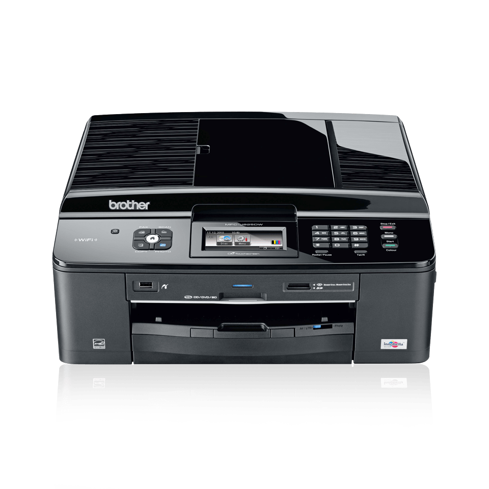 MFC-J825DW 4-in-1 inkjet printer