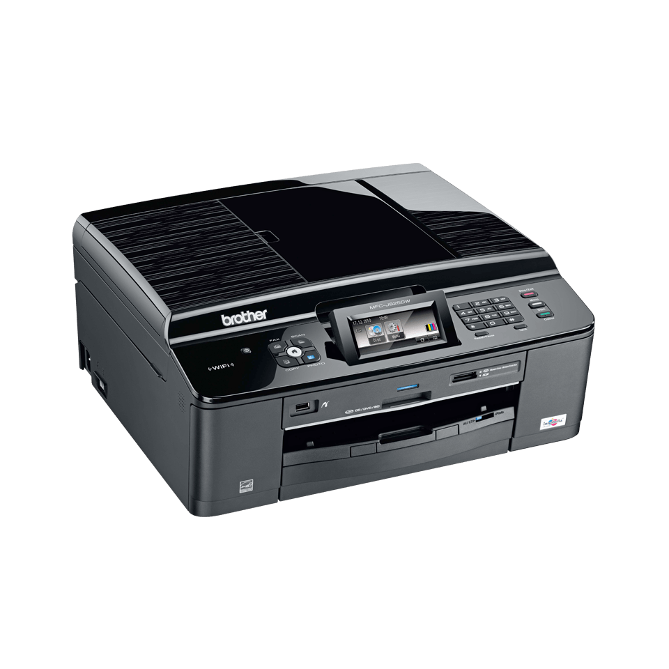 MFC-J825DW all-in-one inkjet printer 3