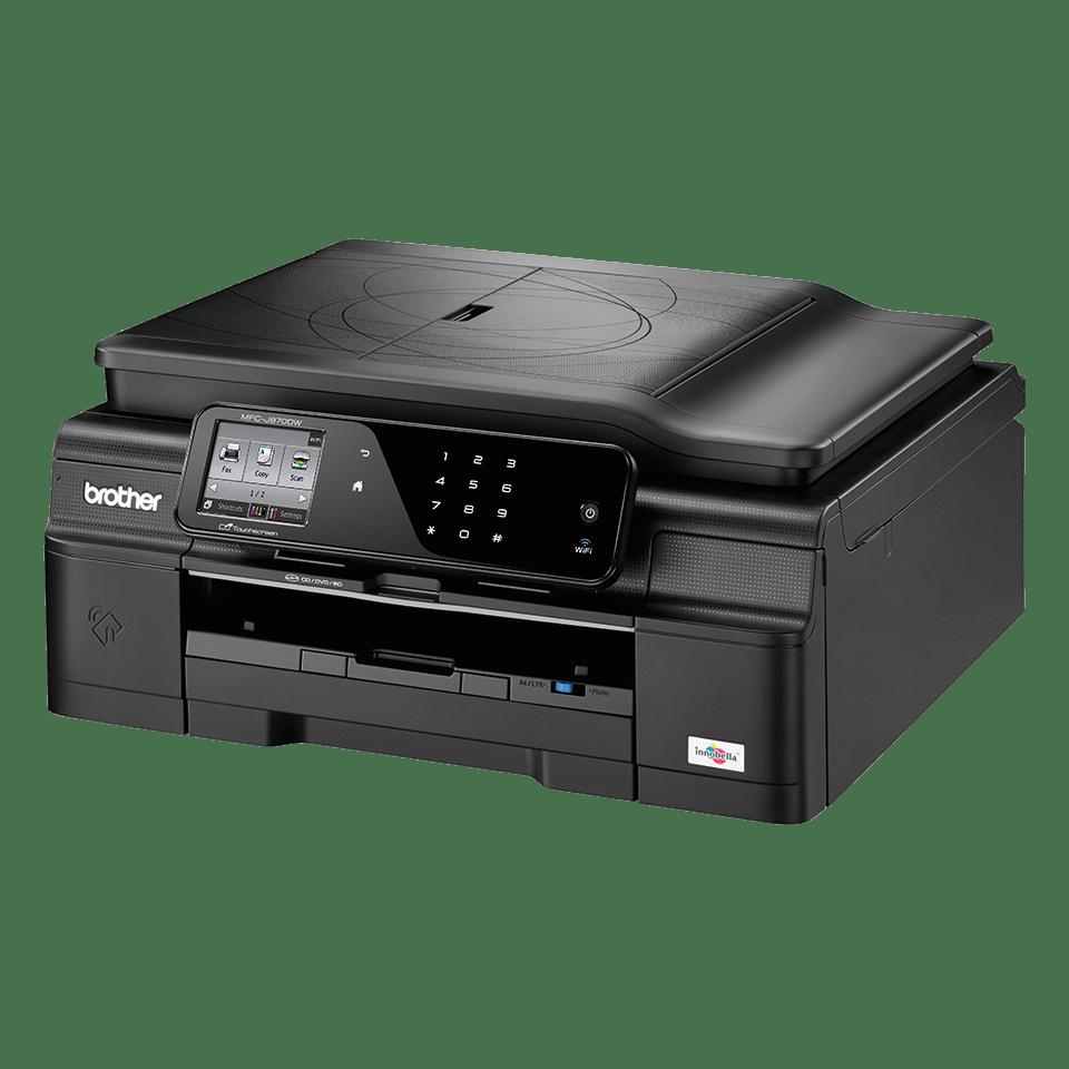 MFC-J870DW all-in-one inkjet printer 2