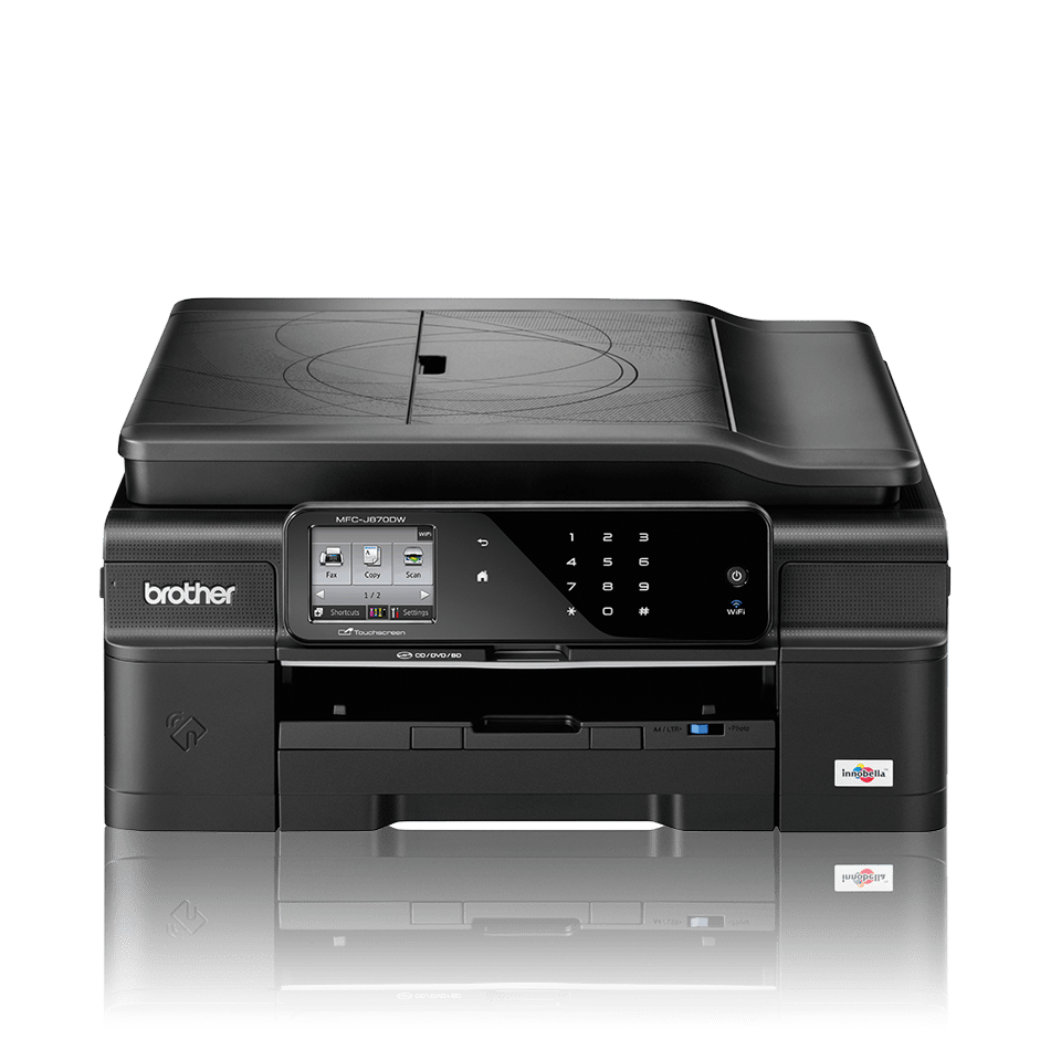MFC-J870DW 4-in-1 inkjet printer