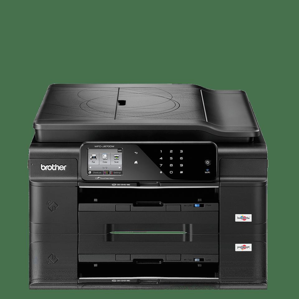 MFC-J870DW all-in-one inkjetprinter