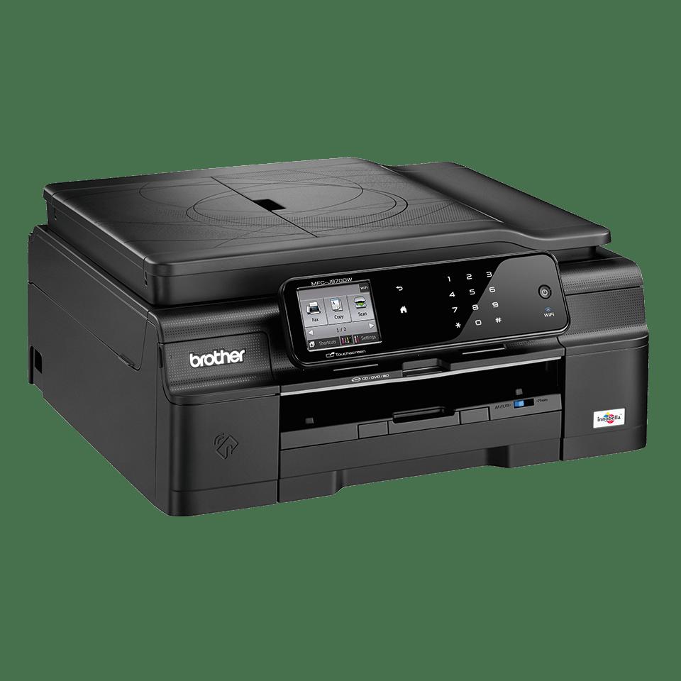 MFC-J870DW all-in-one inkjet printer 3