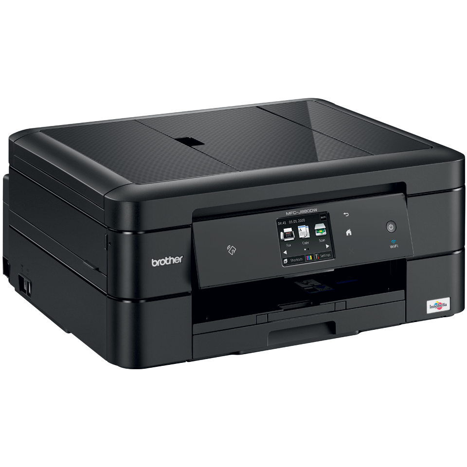 MFC-J880DW A4 all-in-one inkjet printer 3