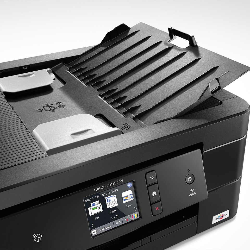 MFC-J890DW A4 all-in-one inkjet printer 4