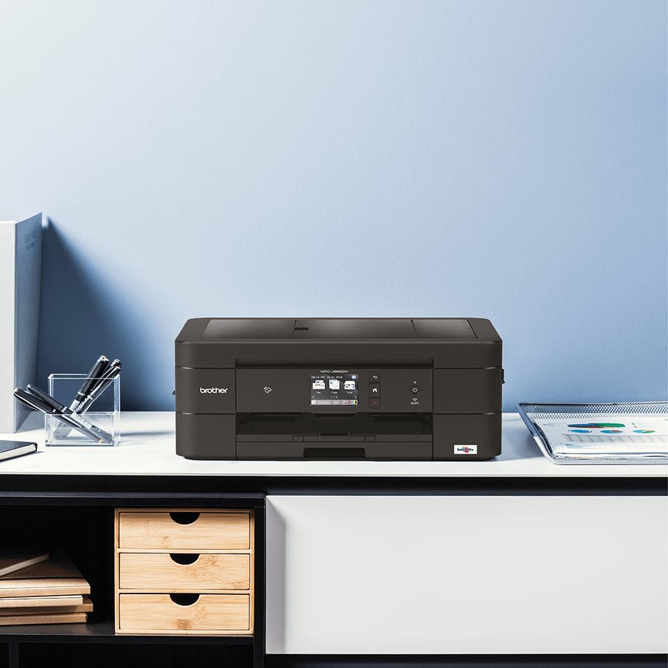 MFC-J890DW 4-in-1 kleuren inkjet printer, Wifi, Ethernet, NFC 6