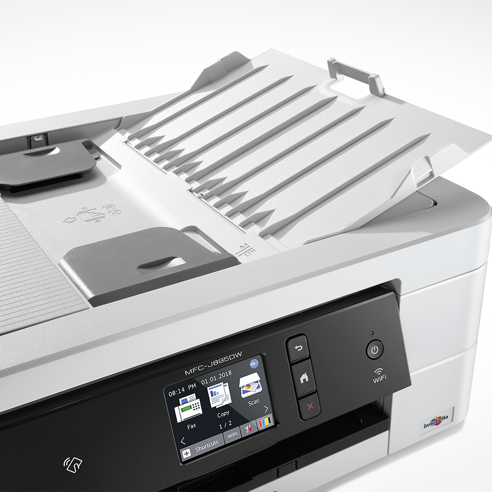 MFC-J895DW 4-in-1 kleuren inkjet printer, Wifi, Ethernet, NFC 4