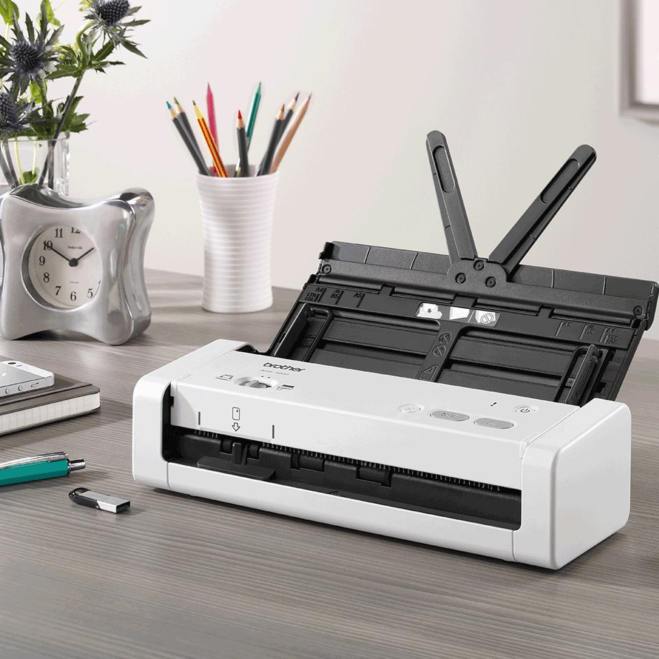 ADS-1200 Draagbare compacte documentscanner 8