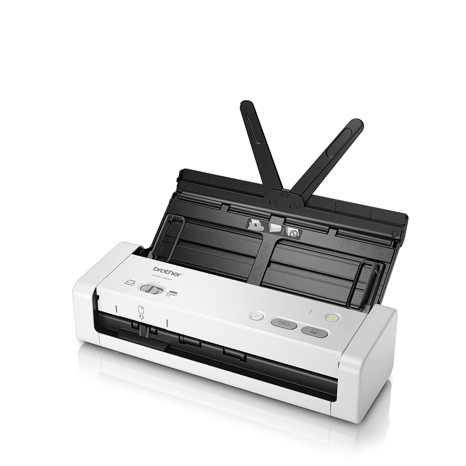 ADS-1200 Draagbare compacte documentscanner 2