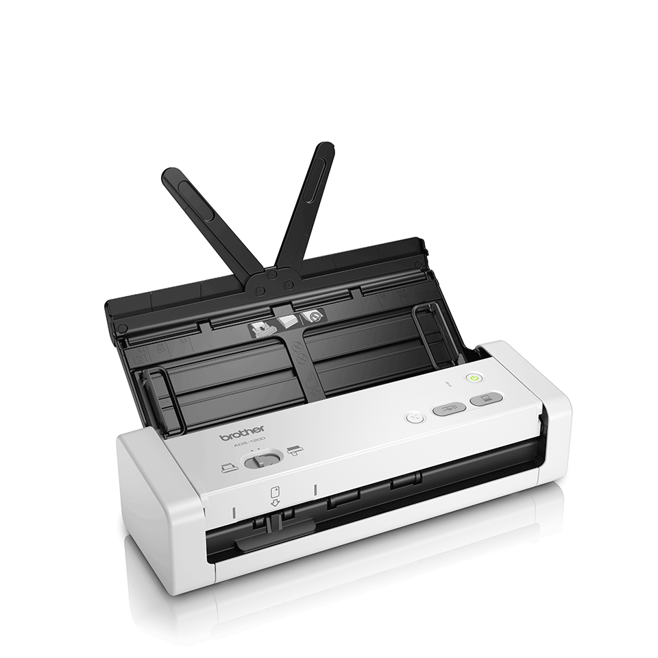 ADS-1200 Draagbare compacte documentscanner 3