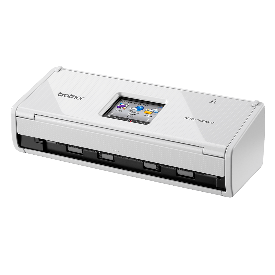 ADS-1600W compacte scanner 2