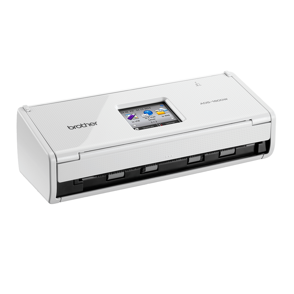 ADS-1600W compacte scanner 3