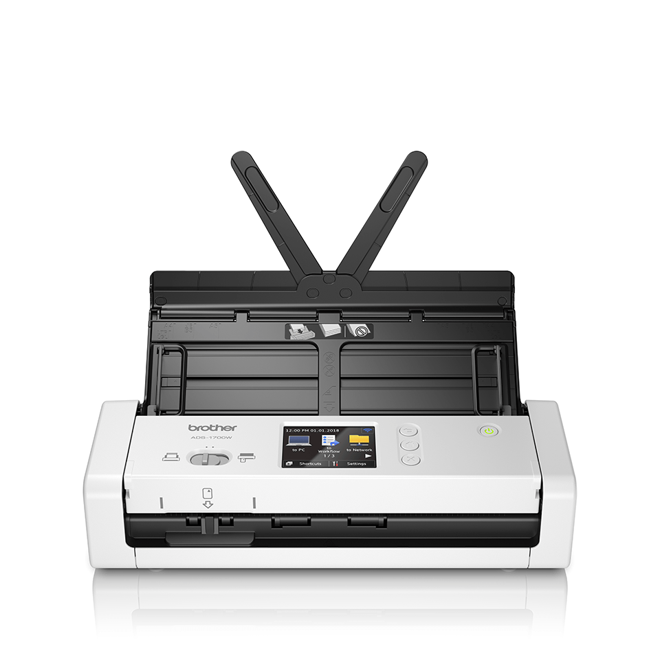 ADS-1700W Slimme, compacte documentscanner 5