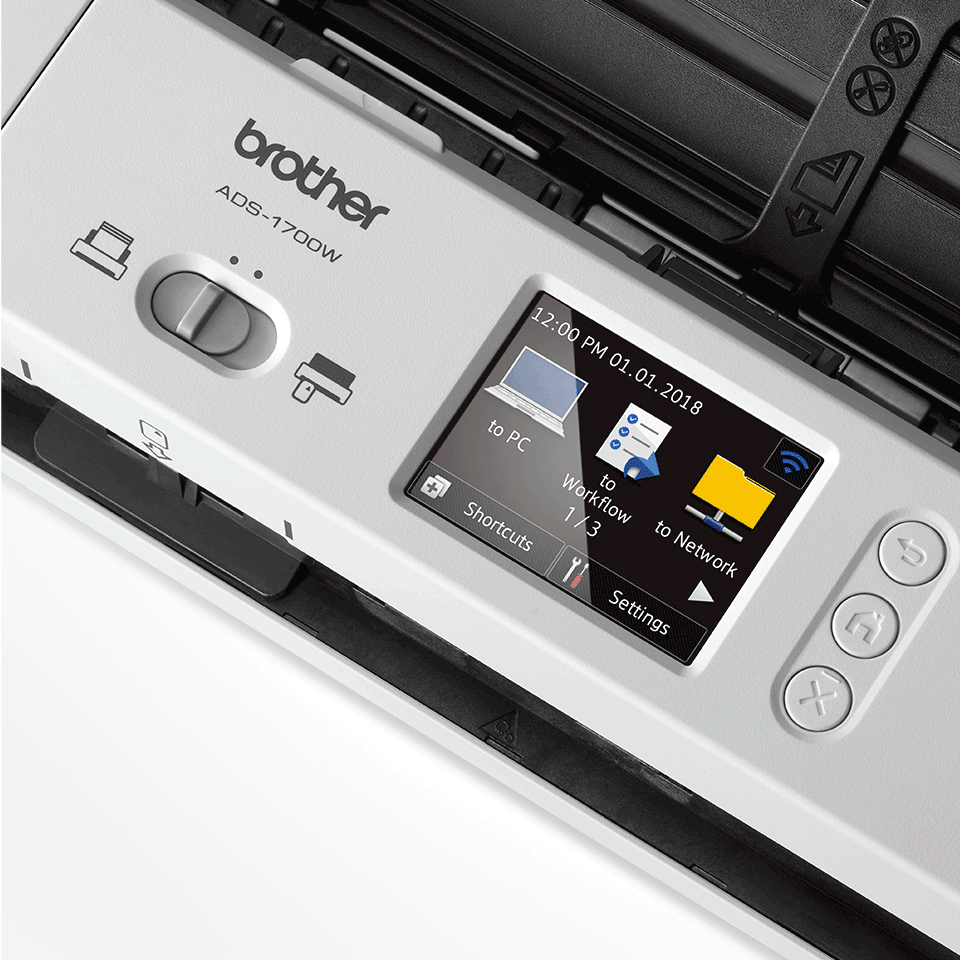 ADS-1700W scanner compact 8